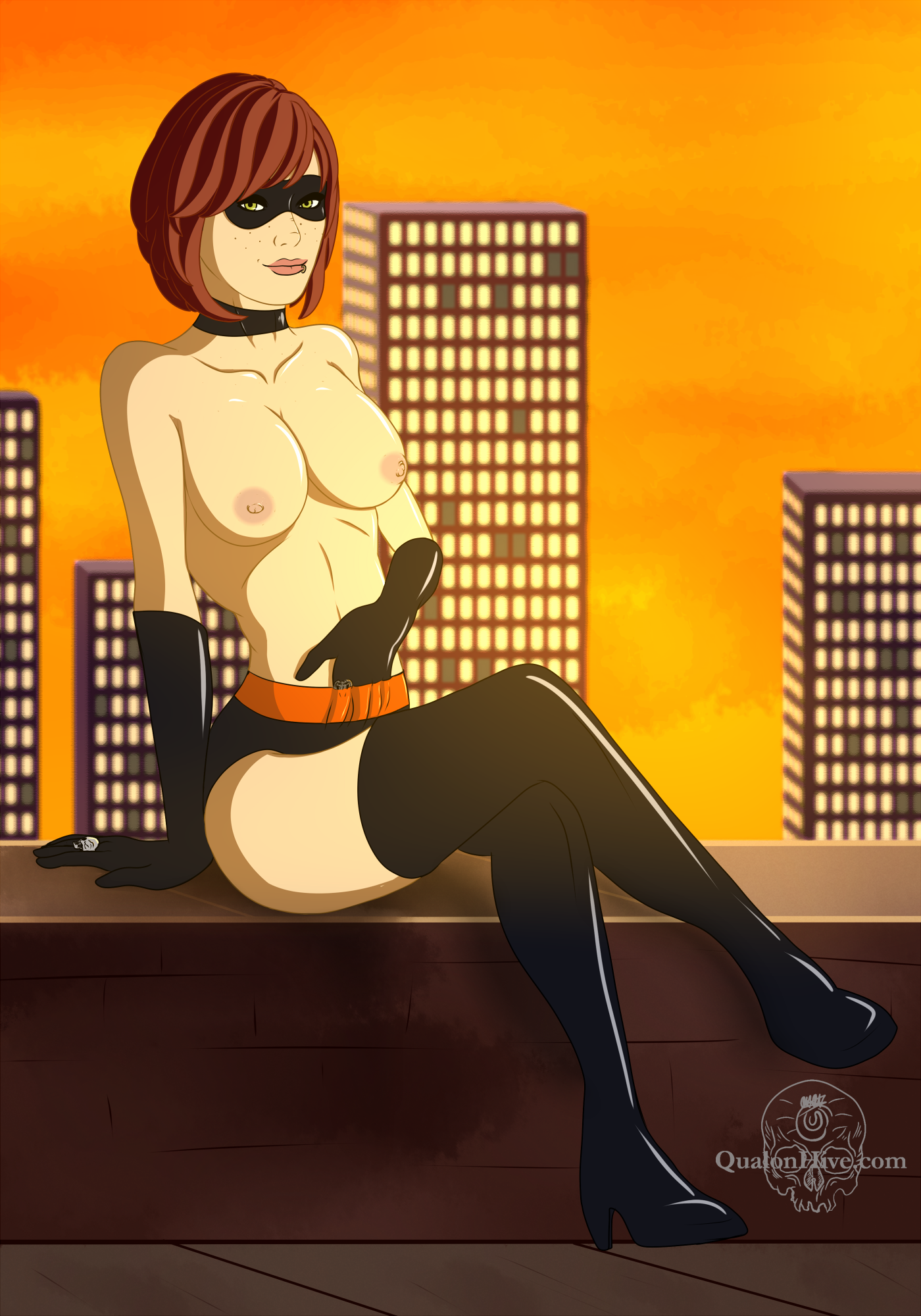 ArcHive : Mrs. Incredible