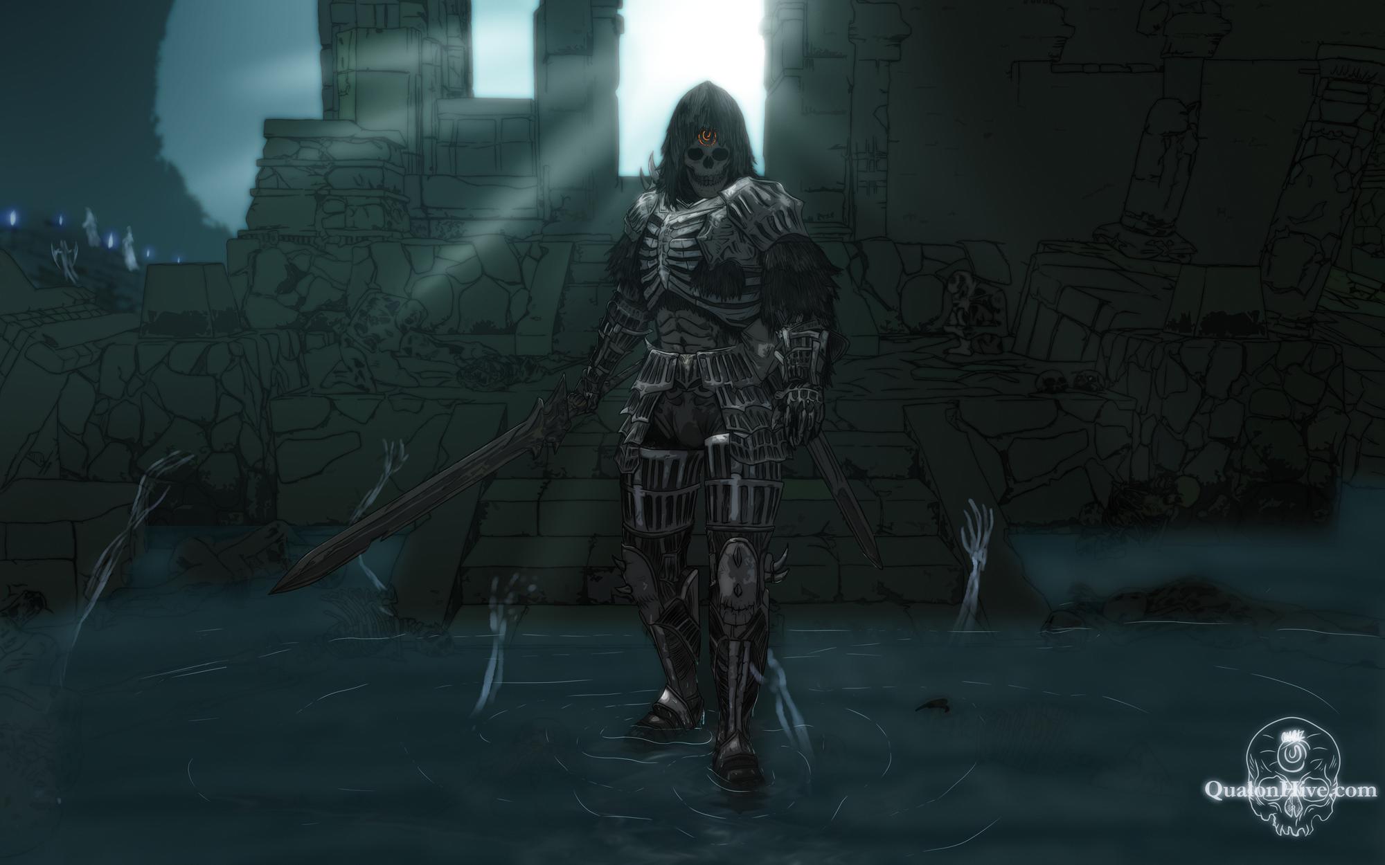 Darkwraith Knight – Header