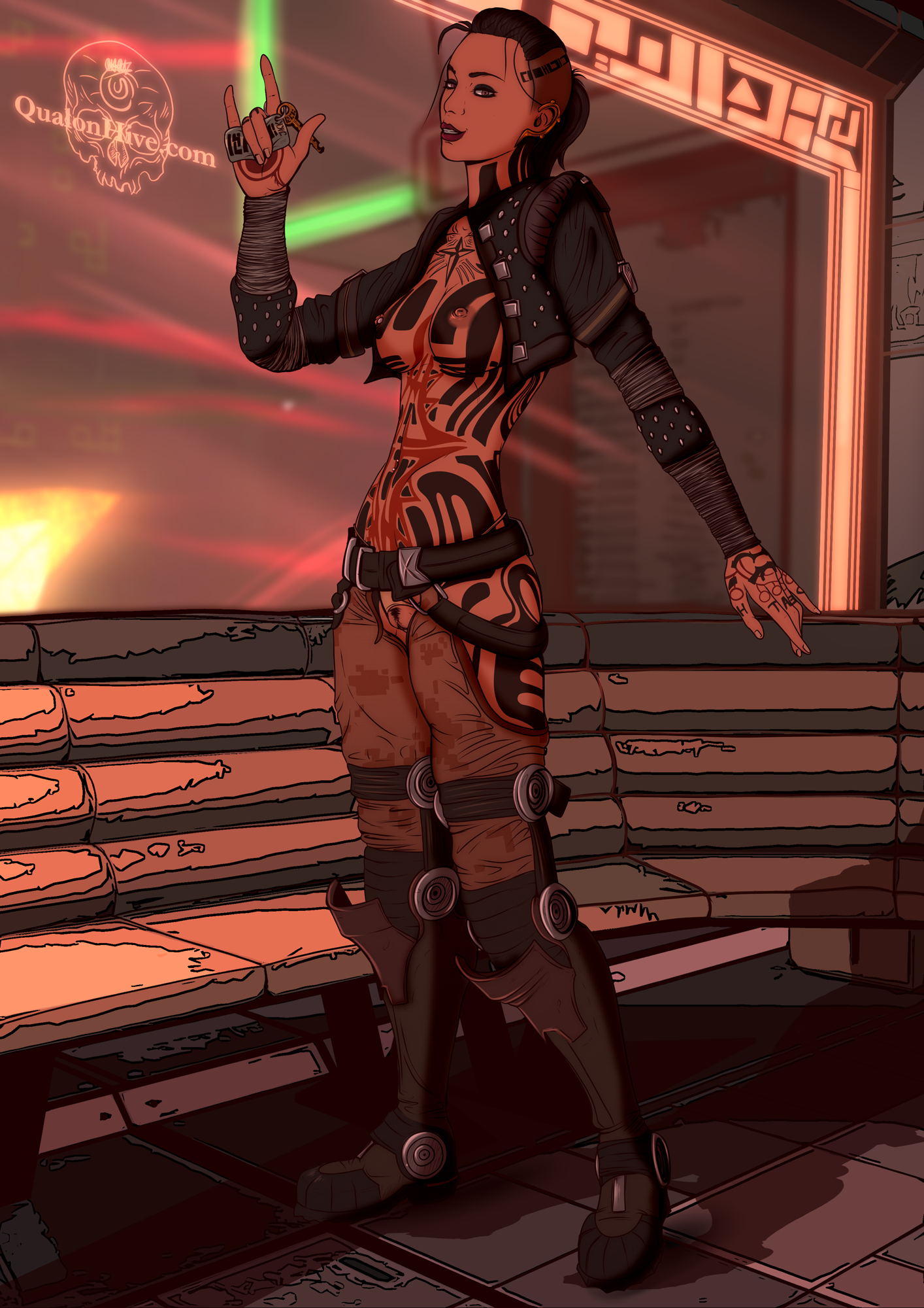 Mass Effect : Jack