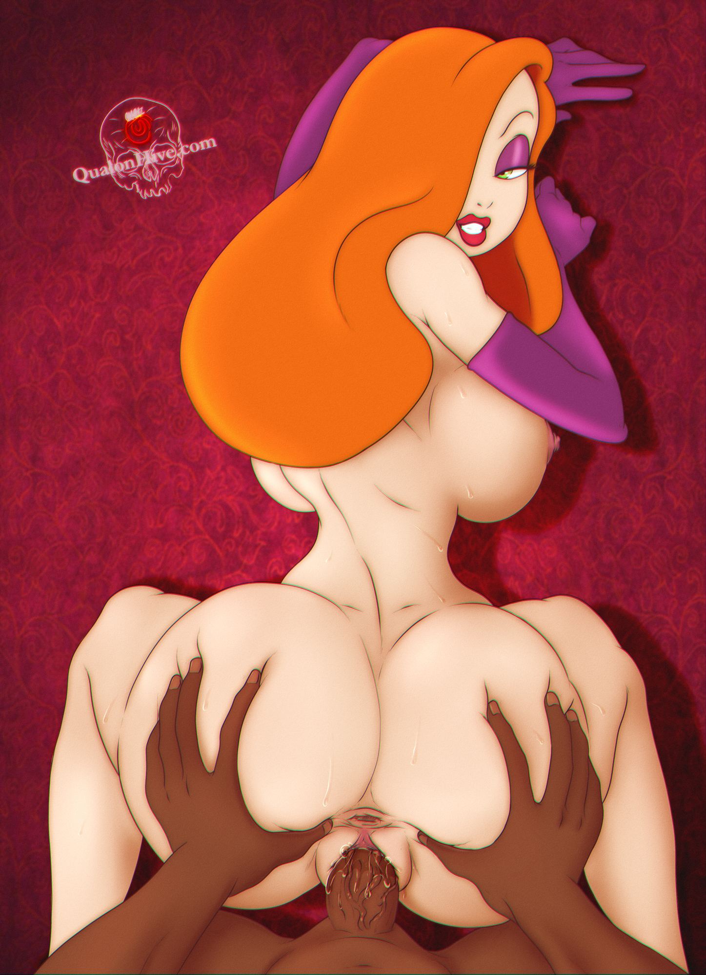 (2/2) Patreon Poll Winner – Jessica Rabbit III