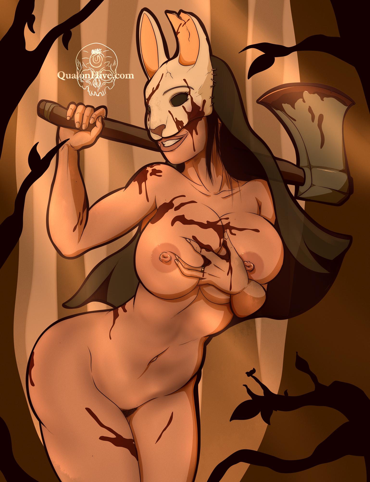 Dead By Daylight : Huntress