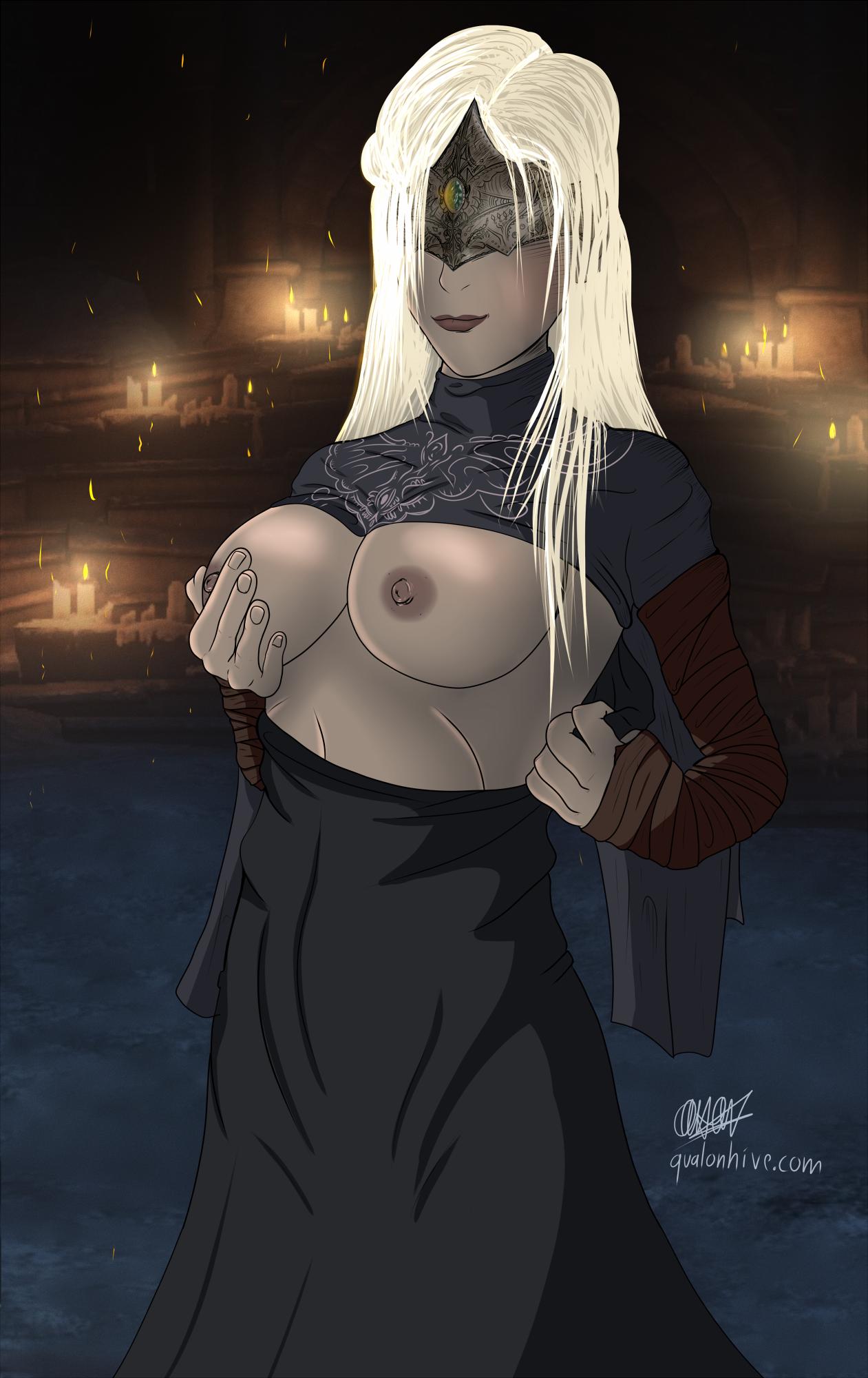 Dark Souls III : Fire Keeper *Patreon Poll*