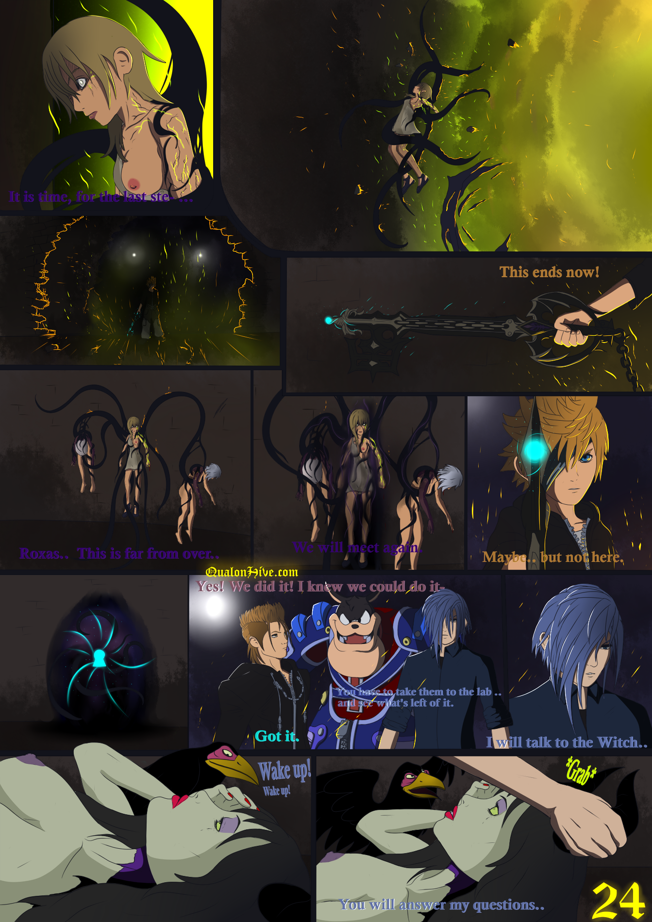 Heartless Re:Drawn – 24